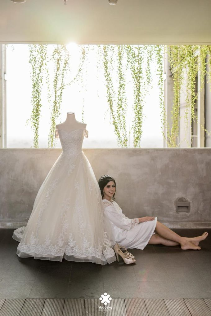 Evelyn & Rendy Wedding by DESPRO Organizer - 004