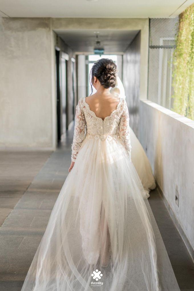 Evelyn & Rendy Wedding by DESPRO Organizer - 014