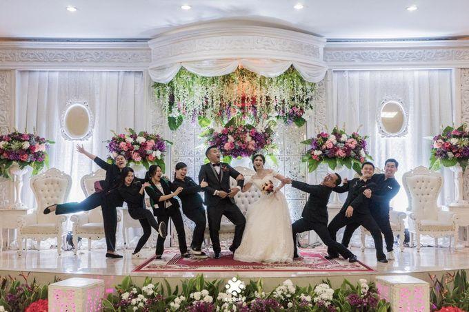 Evelyn & Rendy Wedding by DESPRO Organizer - 020