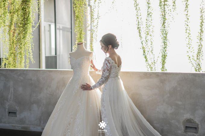 Evelyn & Rendy Wedding by DESPRO Organizer - 019