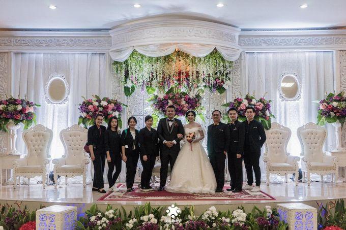 Evelyn & Rendy Wedding by DESPRO Organizer - 021