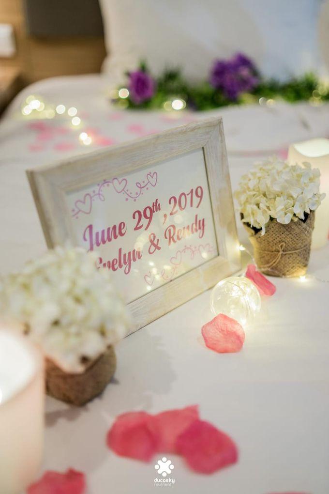 Evelyn & Rendy Wedding by DESPRO Organizer - 010