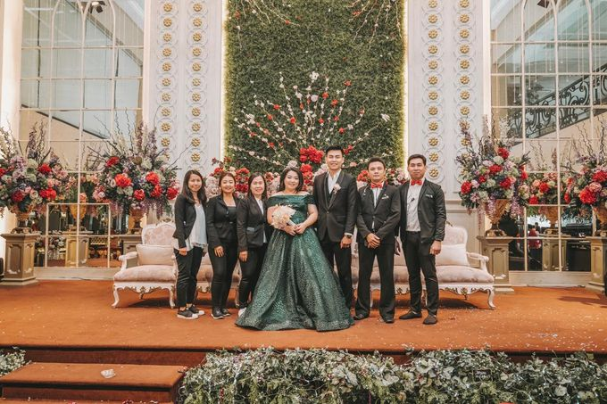 Samuel Dan Allysa Wedding by DESPRO Organizer - 016