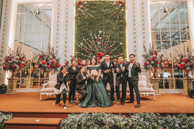 Samuel Dan Allysa Wedding by DESPRO Organizer - 019