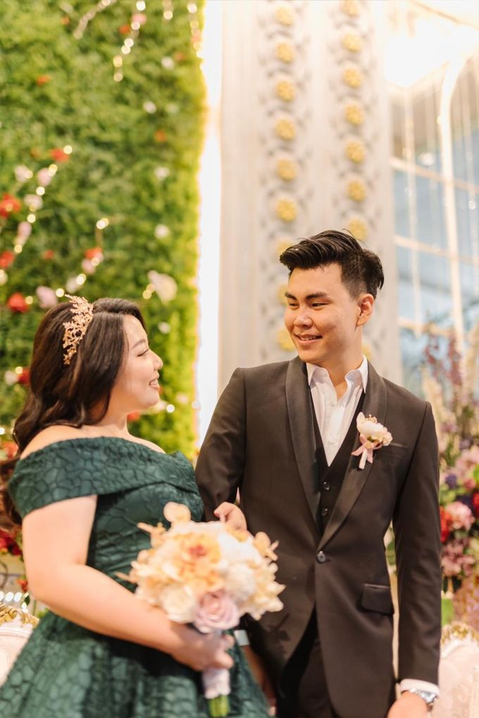 Samuel Dan Allysa Wedding by DESPRO Organizer - 007
