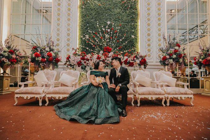 Samuel Dan Allysa Wedding by DESPRO Organizer - 018
