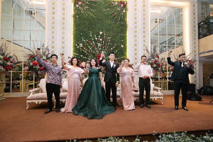 Samuel Dan Allysa Wedding by DESPRO Organizer - 014