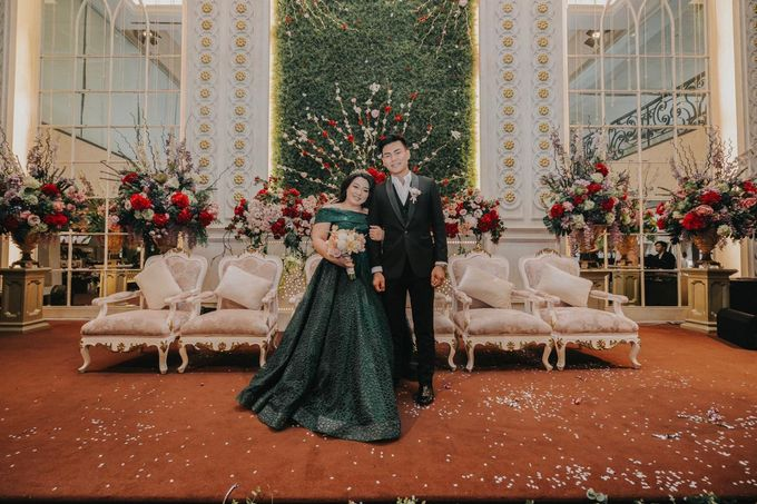 Samuel Dan Allysa Wedding by DESPRO Organizer - 017