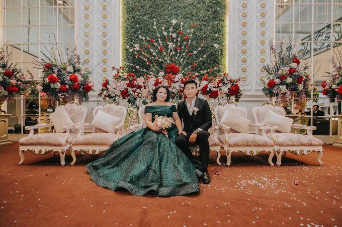 Samuel Dan Allysa Wedding by DESPRO Organizer - 005