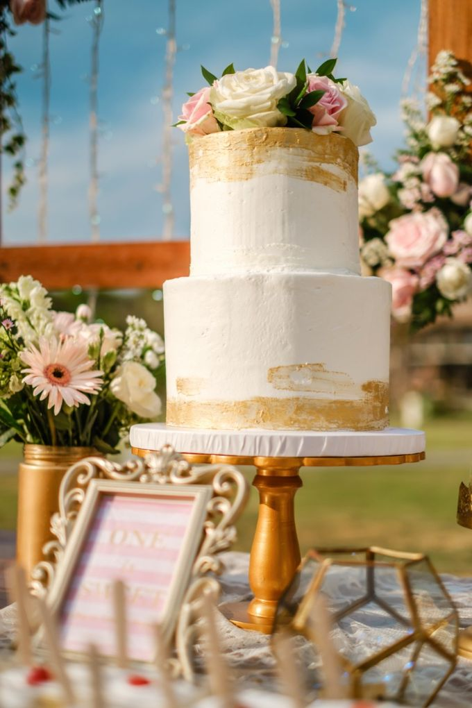 Wedding Cake & Sweet Corner by Moia Cake - 010