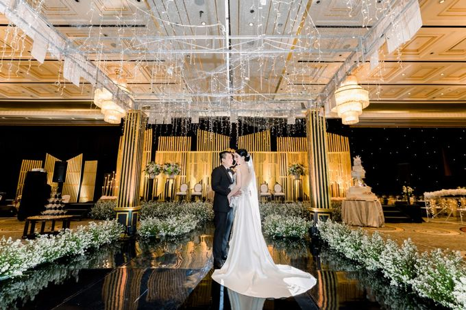 Wedding Billy & Jill Gladys 28 September 2019 by Priceless Wedding Planner & Organizer - 018