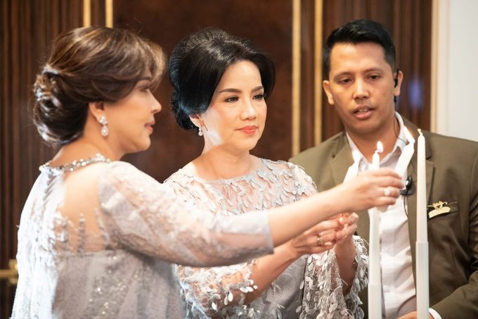 Wedding Billy & Jill Gladys 28 September 2019 by Priceless Wedding Planner & Organizer - 020