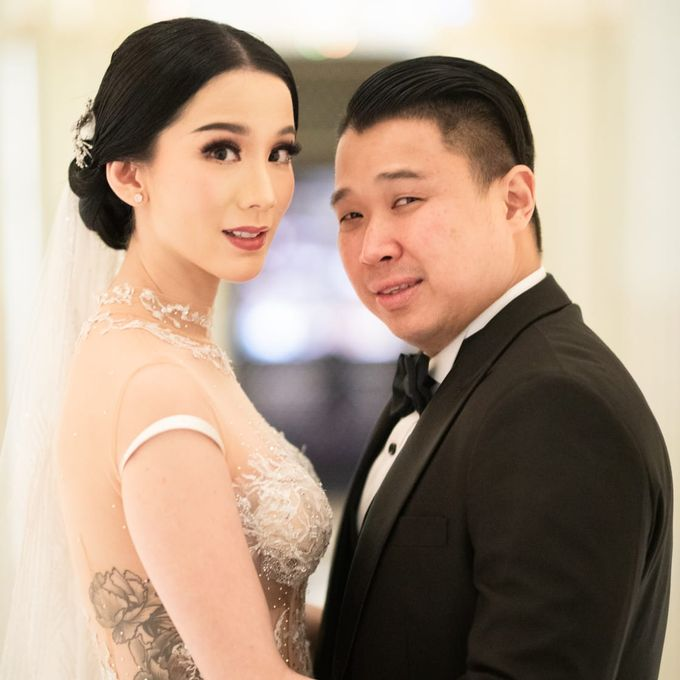 Wedding Billy & Jill Gladys 28 September 2019 by Priceless Wedding Planner & Organizer - 013