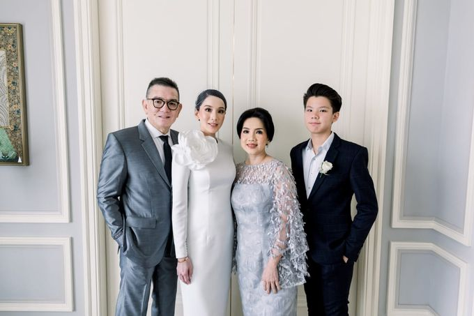 Wedding Billy & Jill Gladys 28 September 2019 by Priceless Wedding Planner & Organizer - 017