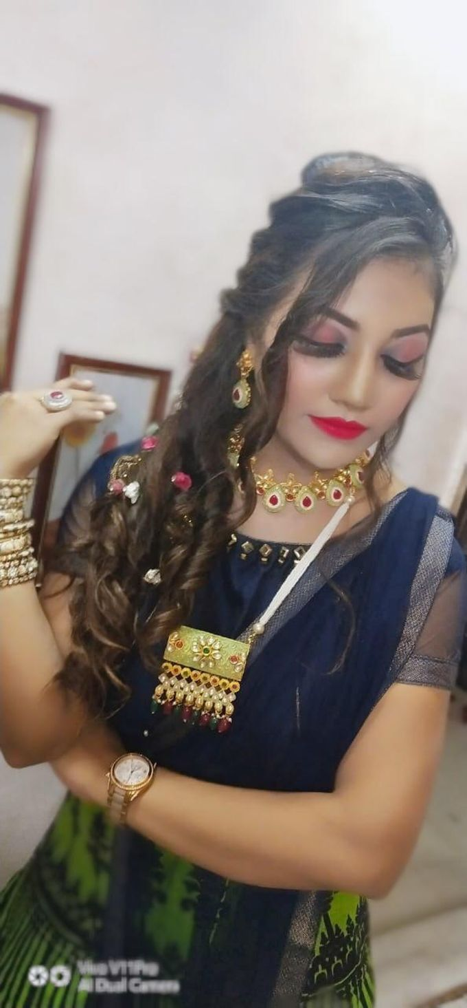 bridal makeover by Naazkhanmakeovers - 002