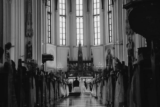 Philip and Natasha Wedding by Isabella Wedding Organizer - 007