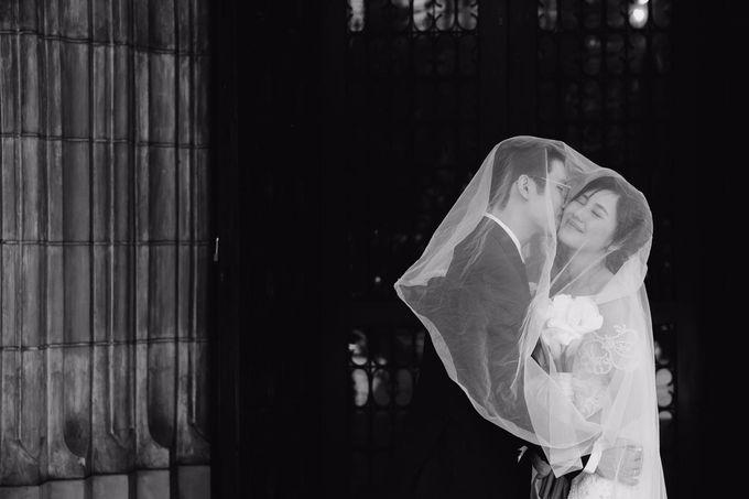 Philip and Natasha Wedding by Isabella Wedding Organizer - 002