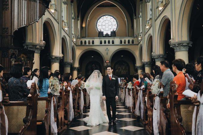 Philip and Natasha Wedding by Isabella Wedding Organizer - 009