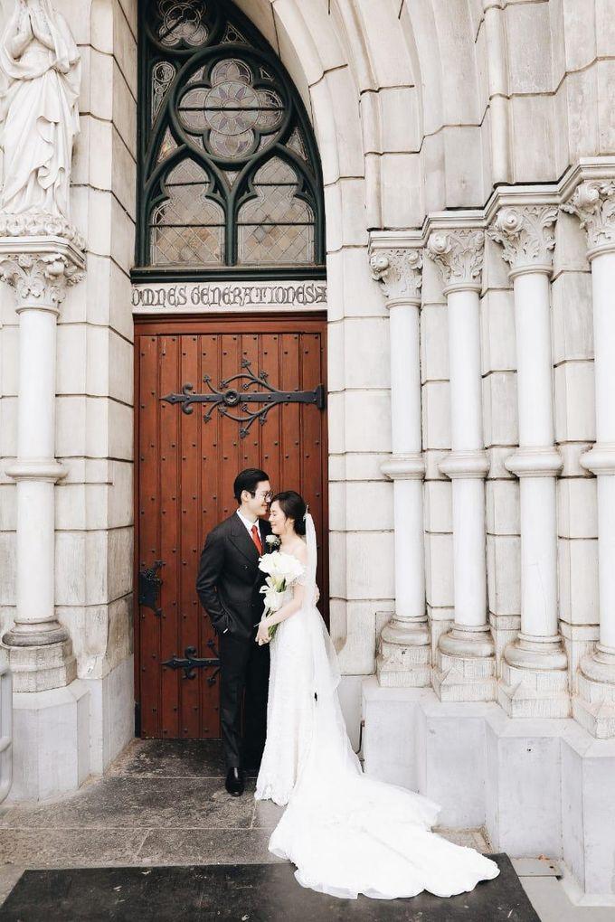 Philip and Natasha Wedding by Isabella Wedding Organizer - 008