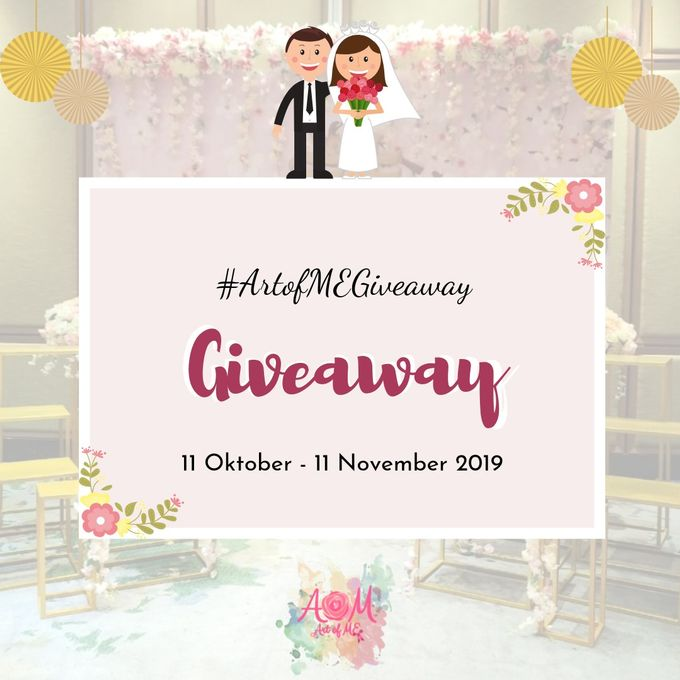 GIVEAWAY ALERT!!! by Art of ME - 001