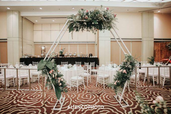 Wedding Of Anggi dan Data by Financial Club Jakarta - 019