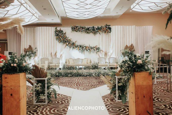 Wedding Of Anggi dan Data by Financial Club Jakarta - 002