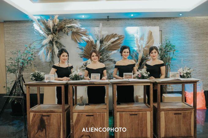 Wedding Of Anggi dan Data by Financial Club Jakarta - 016
