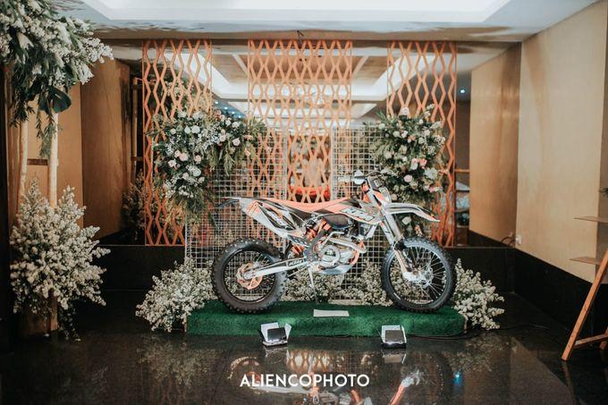 Wedding Of Anggi dan Data by Financial Club Jakarta - 018
