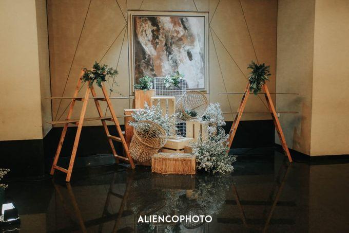 Wedding Of Anggi dan Data by Financial Club Jakarta - 010