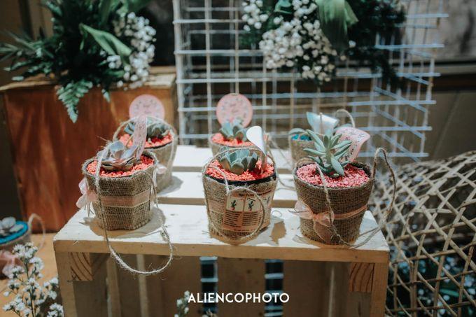 Wedding Of Anggi dan Data by Financial Club Jakarta - 001