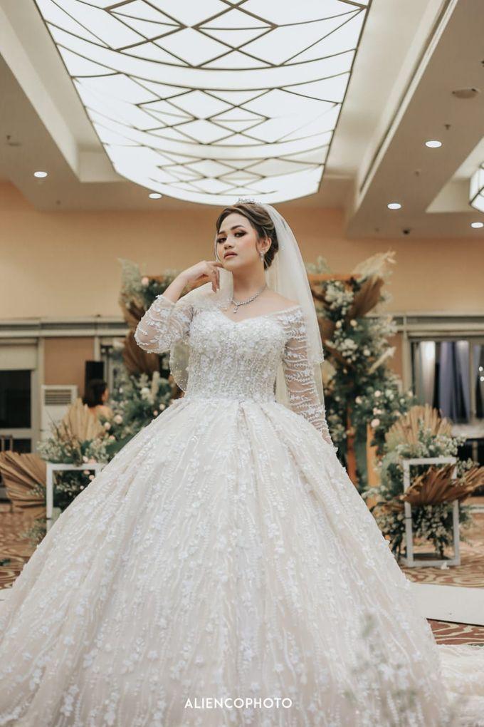 Wedding Of Anggi dan Data by Financial Club Jakarta - 017