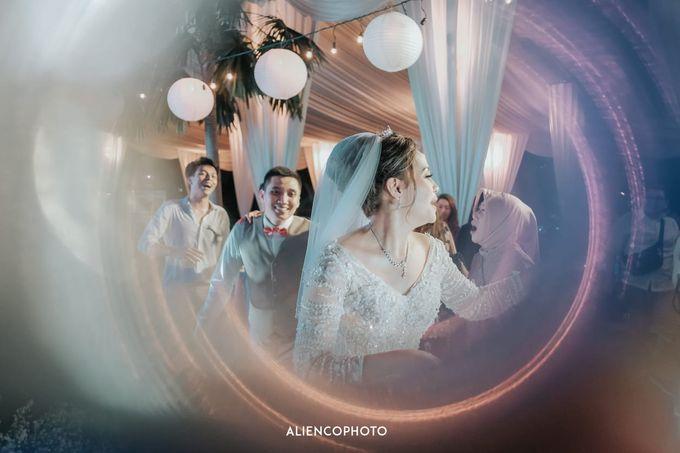 Wedding Of Anggi dan Data by Financial Club Jakarta - 007