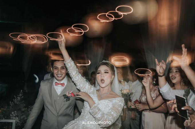 Wedding Of Anggi dan Data by Financial Club Jakarta - 011