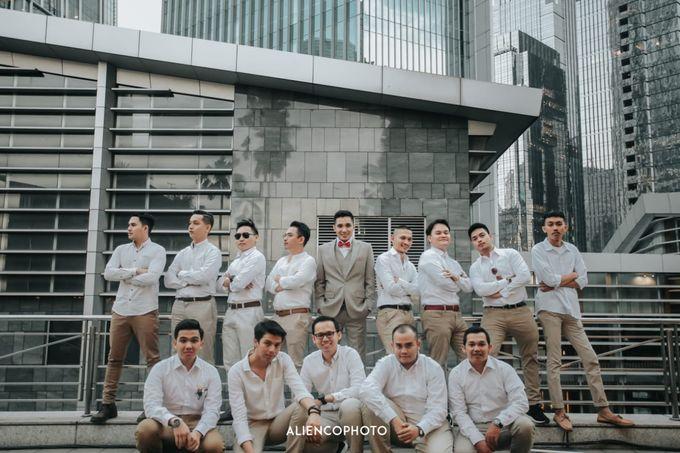 Wedding Of Anggi dan Data by Financial Club Jakarta - 015