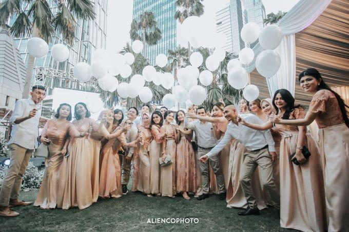 Wedding Of Anggi dan Data by Financial Club Jakarta - 012