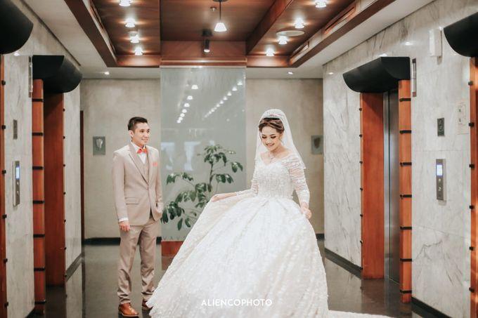 Wedding Of Anggi dan Data by Financial Club Jakarta - 004