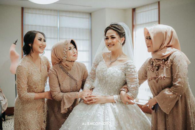 Wedding Of Anggi dan Data by Financial Club Jakarta - 022