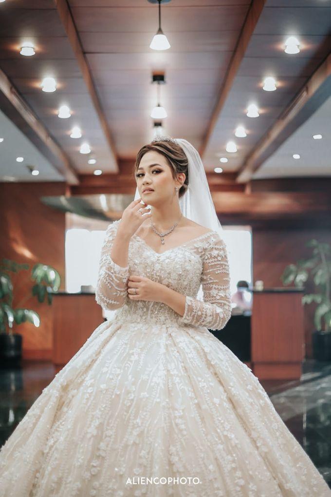 Wedding Of Anggi dan Data by Financial Club Jakarta - 013