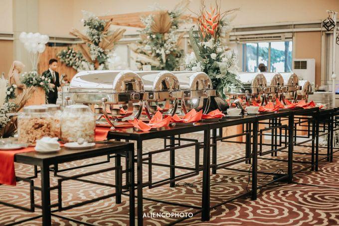 Wedding Of Anggi dan Data by Financial Club Jakarta - 006