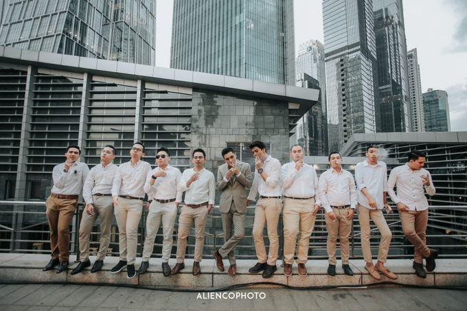 Wedding Of Anggi dan Data by Financial Club Jakarta - 024