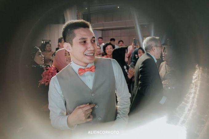 Wedding Of Anggi dan Data by Financial Club Jakarta - 003