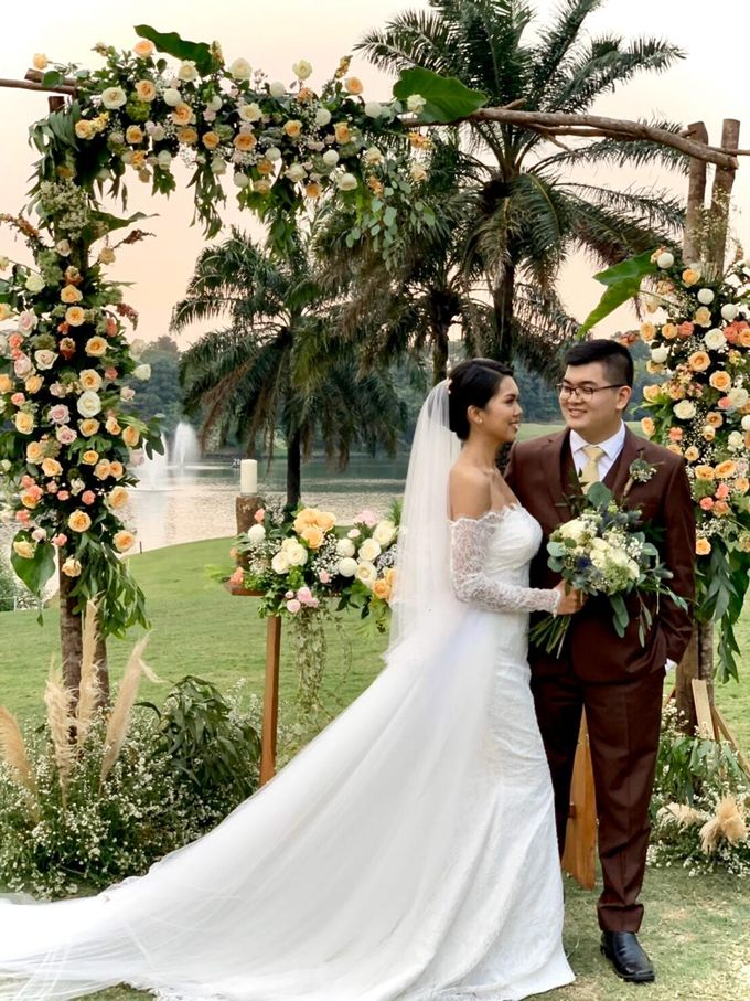 Putri And Steven Wedding by Ivone sulistia - 007