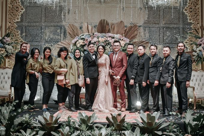 Debby & Bangun Wedding by HENRY BRILLIANTO - 004