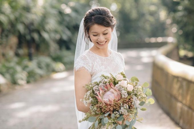 Fort Canning Park by Dorcas Floral - 002