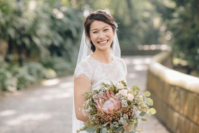 Fort Canning Park by Dorcas Floral - 001
