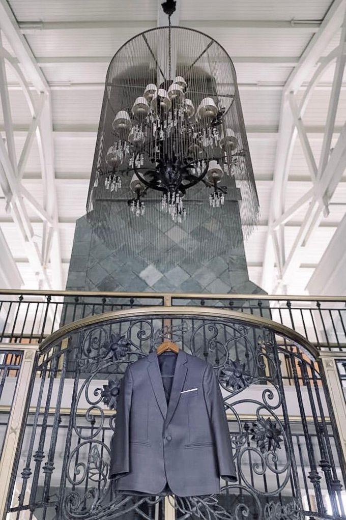 The Wedding Nicholas Bony & Maria Stella by Sheraton Bandung Hotel & Towers - 003