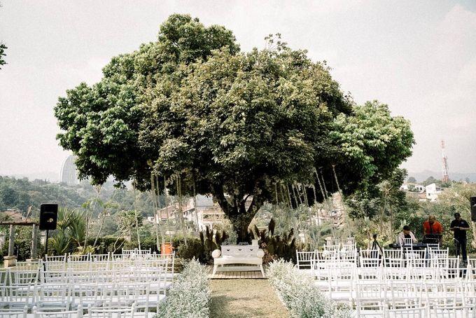 The Wedding Nicholas Bony & Maria Stella by Sheraton Bandung Hotel & Towers - 012