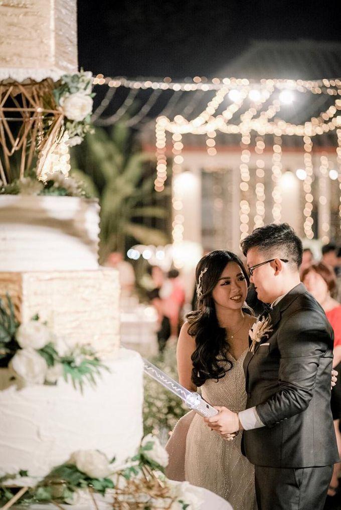 The Wedding Nicholas Bony & Maria Stella by Sheraton Bandung Hotel & Towers - 002