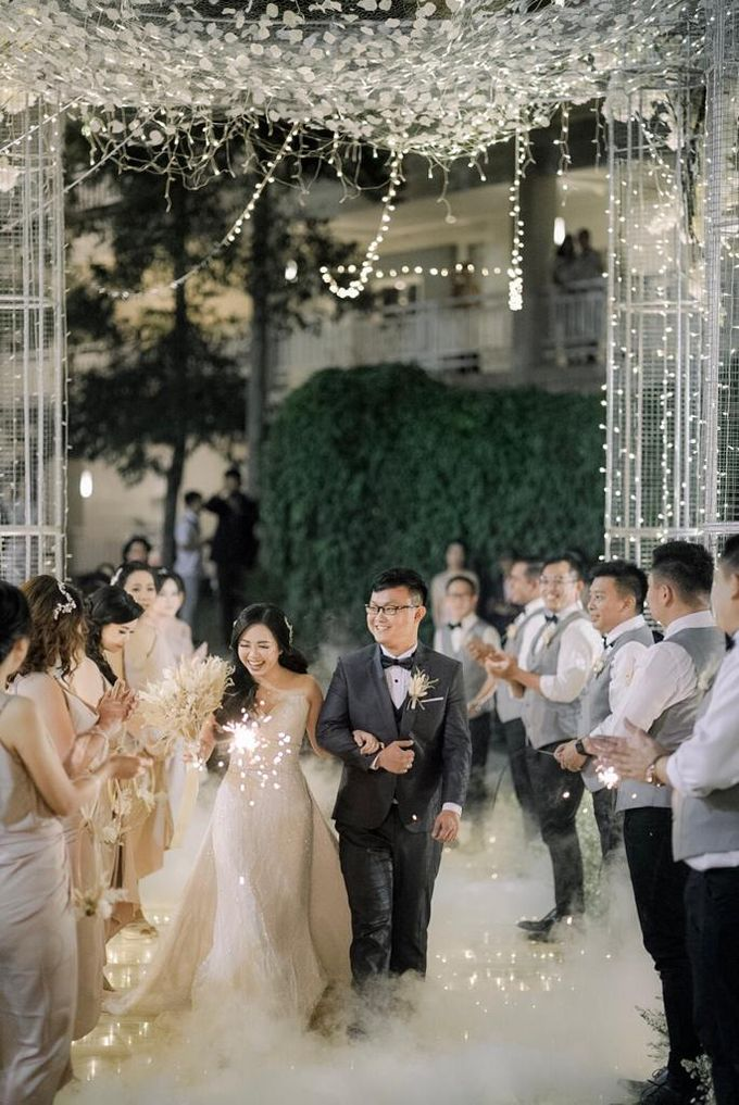 The Wedding Nicholas Bony & Maria Stella by Sheraton Bandung Hotel & Towers - 001