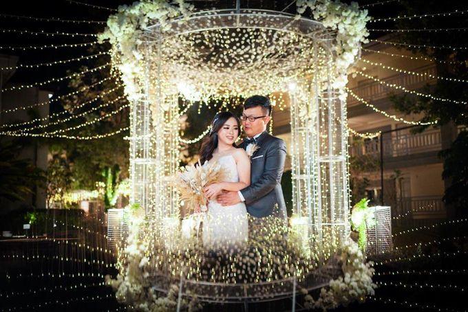The Wedding Nicholas Bony & Maria Stella by Sheraton Bandung Hotel & Towers - 007